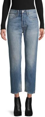 Frame Le Original Cropped Jeans