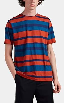 Paul Smith Men's Striped Cotton T-Shirt