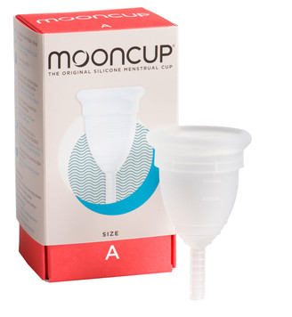 Mooncup Reusable Menstrual Cup Size A