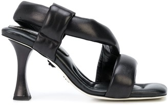 Proenza Schouler Puffy 80 sandals