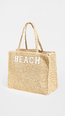 Stoney Clover Lane Soft Woven Beach Tote