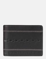 Quiksilver Mens Tylin Leather Wallet