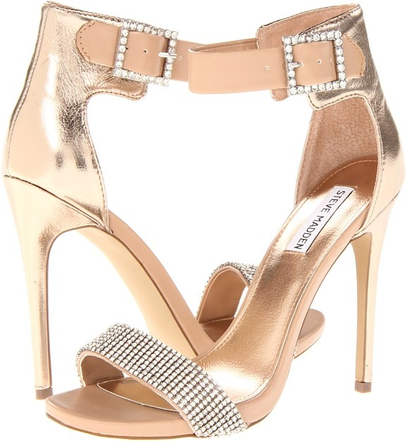 Steve Madden Marlen-R (Rhinestone) - Footwear