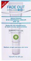 Care Fade Out Extra Brightening Eye Defence SPF25