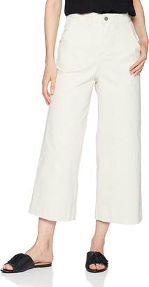 The Fifth Label Women's Conquest Cropped Wide Leg Pants