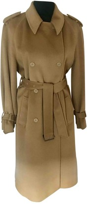 Georges Rech Camel Wool Coat for Women