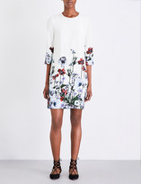 Erdem Emma silk-crepe dress
