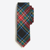 J.Crew Factory Festive plaid tie