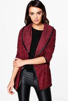 Boohoo Niamh Waterfall Cardigan