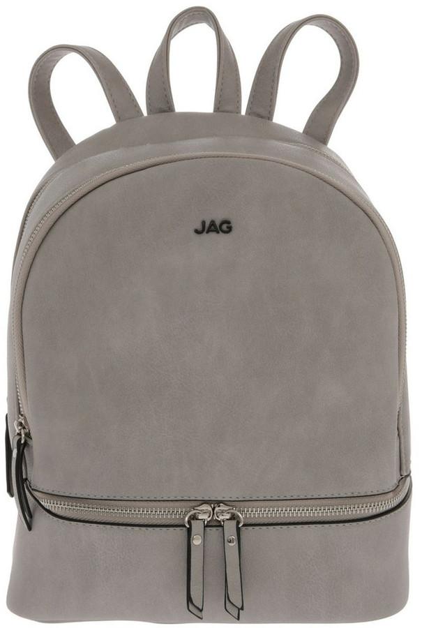 Jag Grey Behati Zip Around Backpack