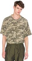 Vivienne Westwood Man Horatio Camoflauge T-Shirt