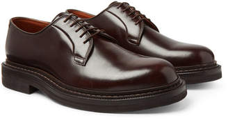 Brunello Cucinelli Leather Derby Shoes