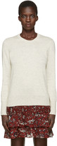 Etoile Isabel Marant Grey Kelton Sweatshirt