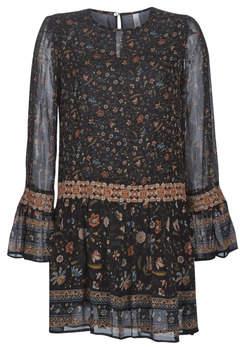 Pepe Jeans DEBRA women's Dress in Black