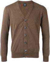 Eleventy V-neck cardigan - men - Cotton - S