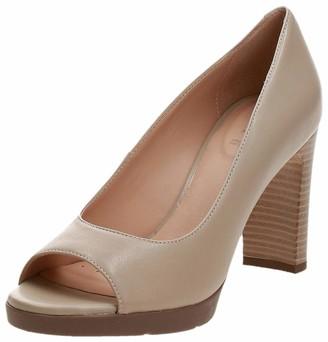 Geox Women D Annya High Sandal D Open Toe Heels