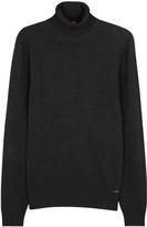 Hugo Siseal Roll-neck Wool Blend Jumper