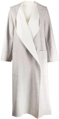 Agnona Oversized Cashmere Coat