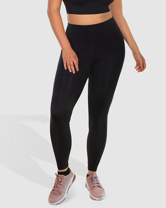 B Free Intimate Apparel Curvy High Waisted Athleisure Leggings