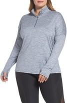Nike Plus Size Women's Dry Element Half Zip Top