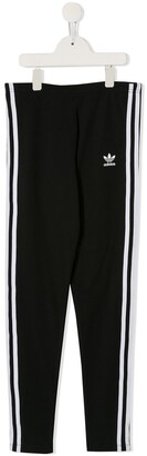 adidas Kids TEEN 3-stripes leggings