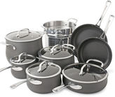 Cuisinart Contour 13-pc. Hard-Anodized Cookware Set