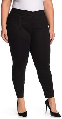 NYDJ Pintuck Pleat Skinny Pull-On Jeans (Plus Size)