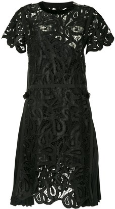 Sacai Lace Dress