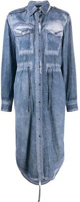 Mr & Mrs Italy Cured Shirt Dress