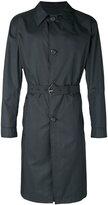 Salvatore Ferragamo classic trench coat - men - Polyester - 48