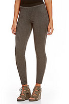 Eileen Fisher Petites Herringbone Jeggings