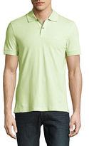 Boss Green Solid Polo Shirt