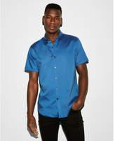 Express slim short sleeve 1MX shirt