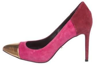 79dacb11c Gucci Pink Pumps - ShopStyle