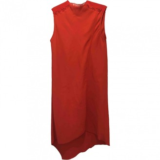 Philosophy di Alberta Ferretti Red Dress for Women