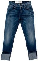 Current/Elliott The Cuffed Skinny Jeans w/ Tags