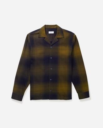 Saturdays NYC Marco Plaid Flannel Shirt