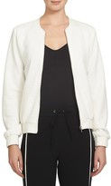 1 STATE Women's 1.state Quilted Bomber Jacket