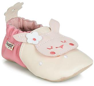 GBB FAMODA girls's Flip flops in Beige