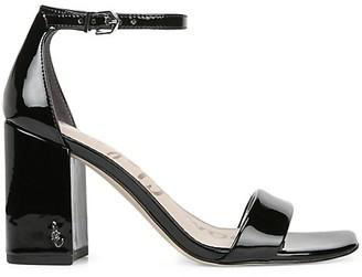Sam Edelman Daniella Patent Strappy Sandals