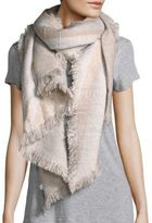 Fraas Tapered Edge Fringed Stole