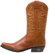 Kentucky's Western Cowboy/biker Boots Camel