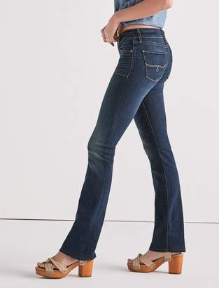 Lucky Brand Lolita Mid Rise Bootcut Jean In Sand Hill
