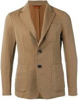 Barena patch pocket blazer - men - Cotton/Linen/Flax - 48