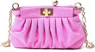 Fendi Peekaboo Clutch Bag