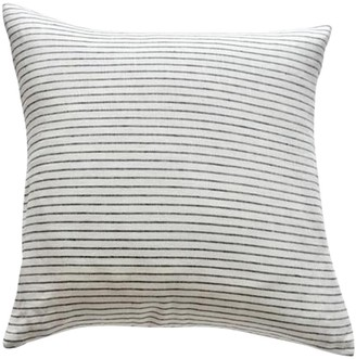 Modernplum Simple Norse Stripe Linen Throw Pillow
