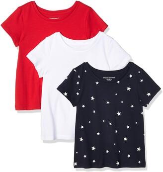 Amazon Essentials 3-Pack Short-Sleeve Tee T-Shirt