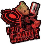 Marvel Guardians of the Galaxy Groot Mix Tape Wall Art