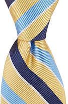 "Class Club 50"" Thick Striped Tie"