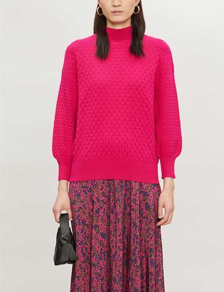 Ted Baker High-neck knitted jumper